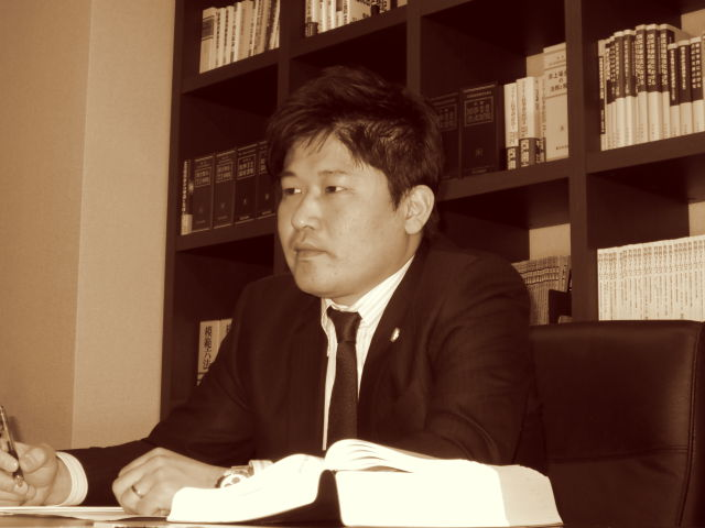 弁護士 長田誠司